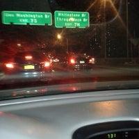 Photo taken at Major Deegan Expressway (I-87) by Gary D. on 10/12/2012