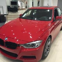 Photo taken at BMW Portland by Eric D. on 2/25/2015