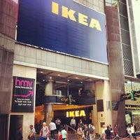 Photo taken at Ikea by dixson l. on 10/8/2012