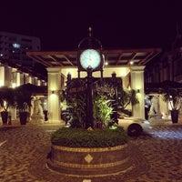Photo taken at Albert Court Village Hotel by dixson l. on 6/10/2013
