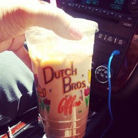 Photo taken at Dutch Bros. Coffee by Beth R. on 7/7/2013