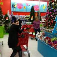 Photo taken at SuperTarget by Emily S. on 11/30/2012