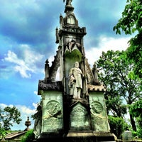 Photo taken at Sleepy Hollow Cemetery by Castle on 6/2/2013