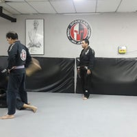 Photo taken at Spartan Jiu Jitsu by Cuperjm B. on 1/29/2015