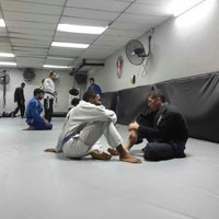 Photo taken at Spartan Jiu Jitsu by Cuperjm B. on 2/26/2015