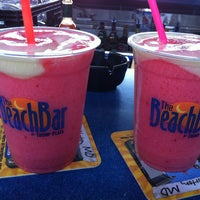 Photo taken at The Beach Bar by Mike C. on 5/26/2013