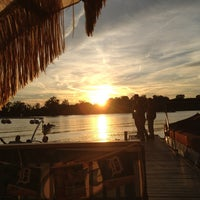 Photo taken at Johnny's On The Lake by Mary Beth G. on 9/6/2013