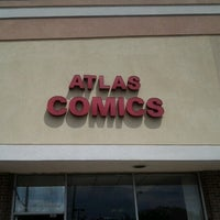 Photo taken at Atlas Comics by Michele G. on 6/30/2013