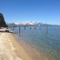 Photo taken at South Lake Tahoe Recreation Area by Artem F. on 3/23/2013