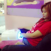 Photo taken at Sweet Nails by Ck C. on 2/3/2013