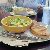 Photo taken at Panera Bread by Carla on 2/18/2013