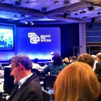 Photo taken at Queen Elizabeth II Conference Centre by Mark A. on 11/26/2012