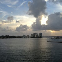 Photo taken at Port Everglades by Jessica N. on 6/23/2013