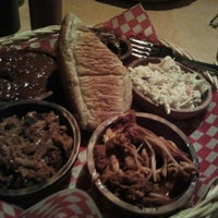 Photo taken at Lou Dawg's B-B-Q! by Jeffy B. on 1/5/2013