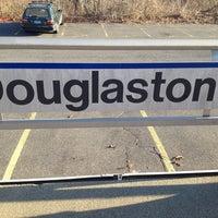 Photo taken at LIRR - Douglaston Station by Tommy G. on 1/5/2013