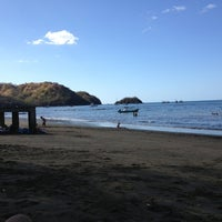 Photo taken at Playas del Coco by Christian X. on 1/2/2013