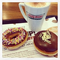 Photo taken at Krispy Kreme by Dmitriy K. on 2/9/2013