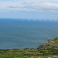 Photo taken at Great Orme Summit by flor c. on 6/30/2013