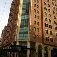 Photo taken at Hotel Dann Carlton Bucaramanga by Ricardo B. on 7/18/2013