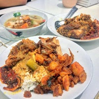 Photo taken at Nasi uduk ibu Wiri by Hendy S. on 10/6/2015
