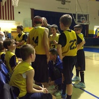 Photo taken at Little Flower Catholic School by Matt M. on 1/21/2014