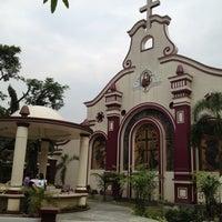 Photo taken at Monasterio De Santa Clara by Marty C. on 10/6/2012