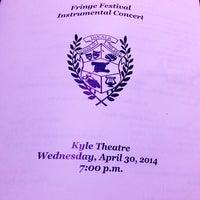 Photo taken at DeKalb School of The Arts by George J. on 4/30/2014