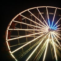 Photo taken at Canobie Lake Park by Amy H. on 8/18/2013