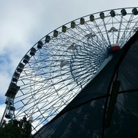 Photo taken at Texas Star Ferris Wheel by Jenyfer D. on 10/11/2013