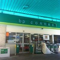 Photo taken at BP by Samantha M. on 2/6/2013