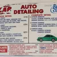 Zap Car Wash Prices