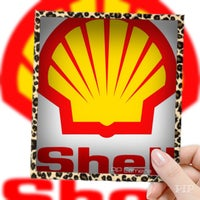 Photo taken at Shell by Laurentius T. on 9/6/2015