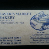 Photo taken at Weaver's Farm Market & Bakery by C B. on 12/7/2012