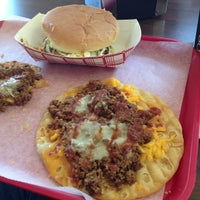 Photo taken at Taco Villa by Caleb L. on 11/19/2012