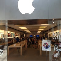 Photo taken at Apple Store, Bridgewater by Bud C. on 7/10/2013