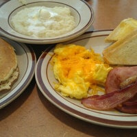 Photo taken at Denny's by Zachary A. on 10/28/2012