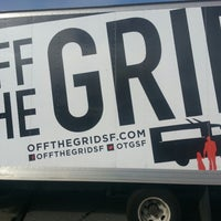 Photo taken at Off the Grid: Fort Mason Center by Daniel F. on 5/11/2013
