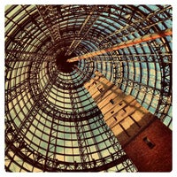 Photo taken at Melbourne Central Station by Andry S. on 6/7/2013