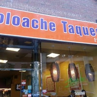 Photo taken at Toloache Taqueria by Dwiddy M. on 9/25/2012