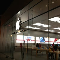 Photo taken at Apple Store, 4th Street by Phillip B. on 1/4/2013