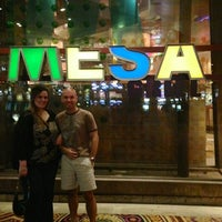 Photo taken at Mesa Grill by Anthony D. on 10/14/2012