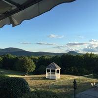 Photo taken at The Lucerne Inn by Denise R. on 8/13/2015