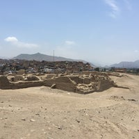 Photo taken at Pachacamac by Giovani P. on 2/6/2016