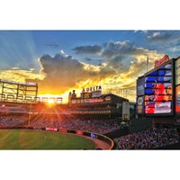 Photo taken at Turner Field by Richard F. on 6/1/2013