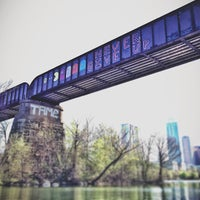 Photo taken at Lady Bird Lake by Manny H. on 3/15/2013