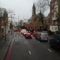 Photo taken at TfL Bus 328 by Frank J. on 2/26/2013