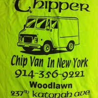 Photo taken at The Chipper Truck by Nicole P. on 7/21/2013