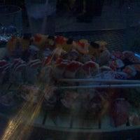 Photo taken at Teak Thai Cuisine & Sushi Bar by Tavaris G. on 5/13/2012