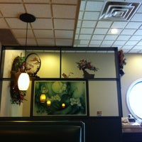 Photo taken at China Moon Restaurant by Glow E. on 8/30/2012