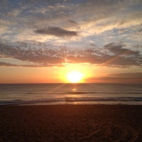 Photo taken at Newport Beach by Luke J. on 10/15/2012